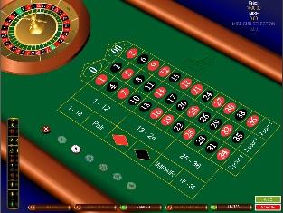 Roulette de jeu